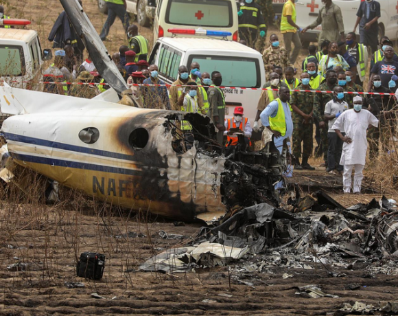 Abuja Military Plane Crash Feb 21,2021